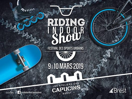 Riding Indoor Show - Hébergements à Brest